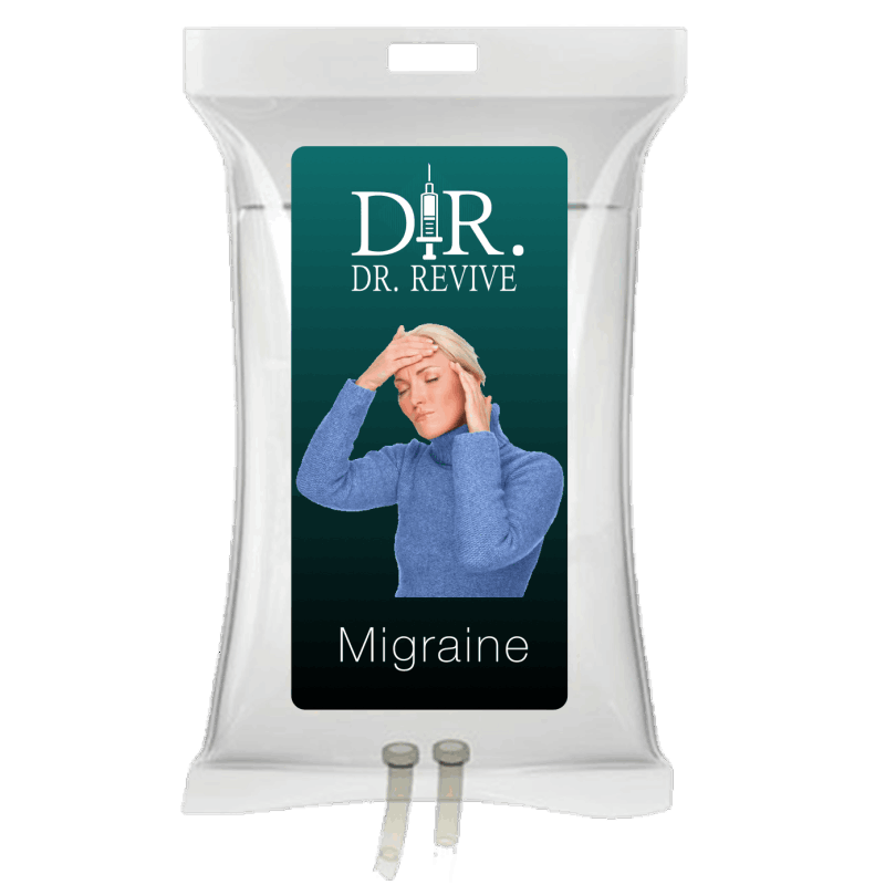 MIGRAINE RELIEF IV THERAPY
